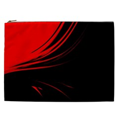 Colors Cosmetic Bag (xxl)  by ValentinaDesign