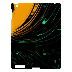 Colors Apple Ipad 3/4 Hardshell Case by ValentinaDesign