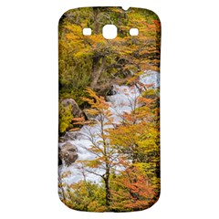 Colored Forest Landscape Scene, Patagonia   Argentina Samsung Galaxy S3 S Iii Classic Hardshell Back Case by dflcprints