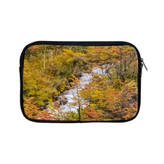 Colored Forest Landscape Scene, Patagonia   Argentina Apple Ipad Mini Zipper Cases by dflcprints