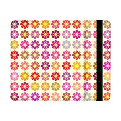 Multicolored Floral Pattern Samsung Galaxy Tab Pro 8 4  Flip Case by linceazul