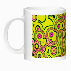 Bubble Fun 17d Night Luminous Mugs by MoreColorsinLife