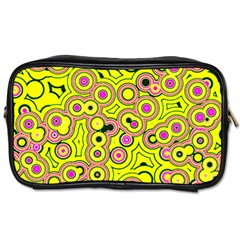 Bubble Fun 17d Toiletries Bags 2 Side by MoreColorsinLife