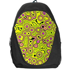 Bubble Fun 17d Backpack Bag by MoreColorsinLife