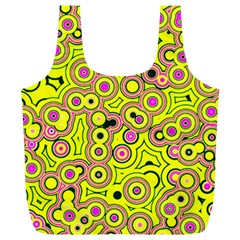 Bubble Fun 17d Full Print Recycle Bags (l)  by MoreColorsinLife