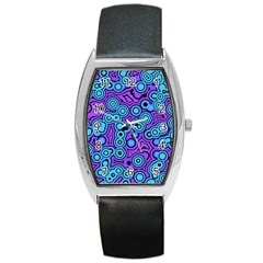 Bubble Fun 17f Barrel Style Metal Watch by MoreColorsinLife