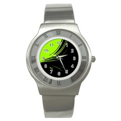 Colors Stainless Steel Watch by ValentinaDesign