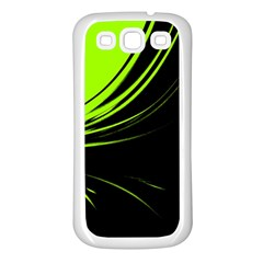 Colors Samsung Galaxy S3 Back Case (white) by ValentinaDesign
