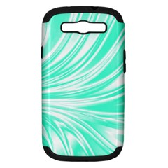 Colors Samsung Galaxy S Iii Hardshell Case (pc+silicone) by ValentinaDesign