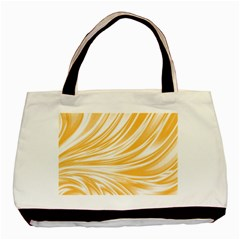 Colors Basic Tote Bag by ValentinaDesign
