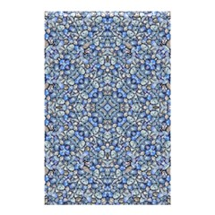 Geometric Luxury Ornate Shower Curtain 48  X 72  (small)  by dflcprints