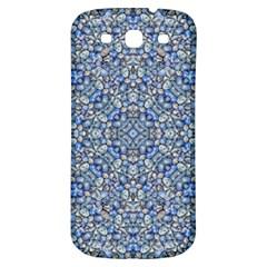 Geometric Luxury Ornate Samsung Galaxy S3 S Iii Classic Hardshell Back Case by dflcprints