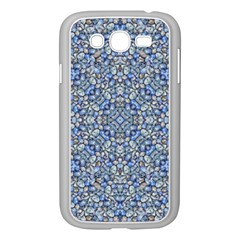 Geometric Luxury Ornate Samsung Galaxy Grand Duos I9082 Case (white) by dflcprints
