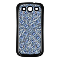 Geometric Luxury Ornate Samsung Galaxy S3 Back Case (black) by dflcprints