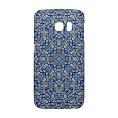 Geometric Luxury Ornate Galaxy S6 Edge by dflcprints