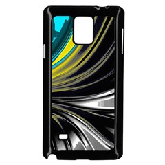 Colors Samsung Galaxy Note 4 Case (black)