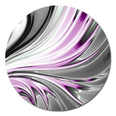 Colors Magnet 5  (round) by ValentinaDesign
