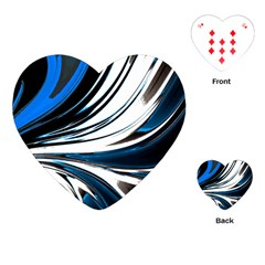 Colors Playing Cards (heart)  by ValentinaDesign