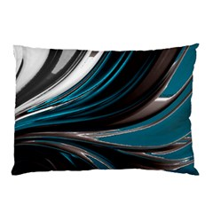 Colors Pillow Case (two Sides) by ValentinaDesign