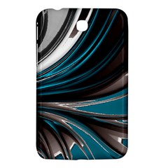 Colors Samsung Galaxy Tab 3 (7 ) P3200 Hardshell Case  by ValentinaDesign