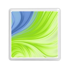 Colors Memory Card Reader (square)  by ValentinaDesign