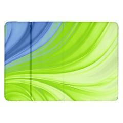 Colors Samsung Galaxy Tab 8 9  P7300 Flip Case by ValentinaDesign