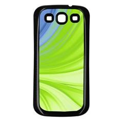 Colors Samsung Galaxy S3 Back Case (black) by ValentinaDesign