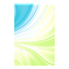 Colors Shower Curtain 48  X 72  (small)  by ValentinaDesign