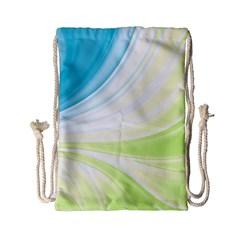 Colors Drawstring Bag (small) by ValentinaDesign