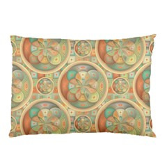 Complex Geometric Pattern Pillow Case by linceazul
