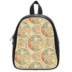 Complex Geometric Pattern School Bags (small)  by linceazul