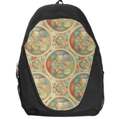 Complex Geometric Pattern Backpack Bag by linceazul