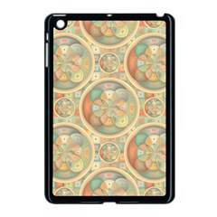Complex Geometric Pattern Apple Ipad Mini Case (black) by linceazul