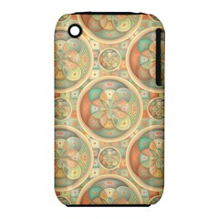 Complex Geometric Pattern Iphone 3s/3gs by linceazul