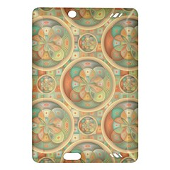 Complex Geometric Pattern Amazon Kindle Fire Hd (2013) Hardshell Case by linceazul