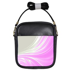 Colors Girls Sling Bags by ValentinaDesign