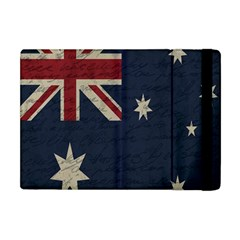 Vintage Australian Flag Apple Ipad Mini Flip Case by ValentinaDesign