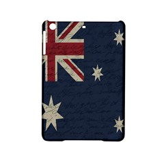 Vintage Australian Flag Ipad Mini 2 Hardshell Cases by ValentinaDesign