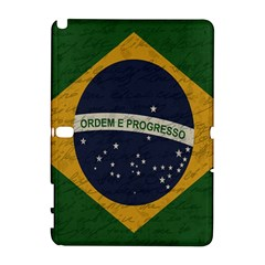Vintage Flag   Brasil Galaxy Note 1 by ValentinaDesign