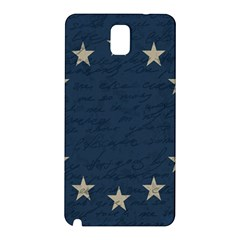 Vintage Flag   Eu Samsung Galaxy Note 3 N9005 Hardshell Back Case by ValentinaDesign