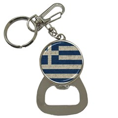 Vintage Flag   Greece Button Necklaces by ValentinaDesign