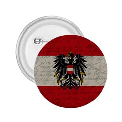 Vintage Flag   Austria 2 25  Buttons by ValentinaDesign
