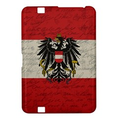 Vintage Flag   Austria Kindle Fire Hd 8 9  by ValentinaDesign