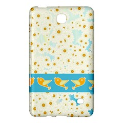 Birds And Daisies Samsung Galaxy Tab 4 (8 ) Hardshell Case  by linceazul