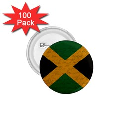 Vintage Flag   Jamaica 1 75  Buttons (100 Pack)  by ValentinaDesign