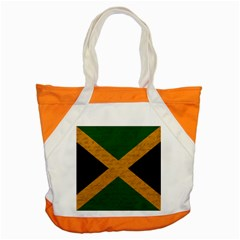 Vintage Flag   Jamaica Accent Tote Bag by ValentinaDesign
