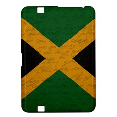 Vintage Flag   Jamaica Kindle Fire Hd 8 9  by ValentinaDesign