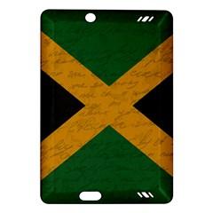 Vintage Flag   Jamaica Amazon Kindle Fire Hd (2013) Hardshell Case by ValentinaDesign
