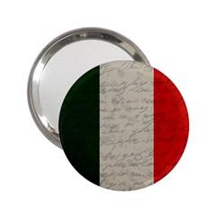 Vintage Flag   Italia 2 25  Handbag Mirrors by ValentinaDesign