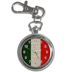 Vintage Flag   Italia Key Chain Watches by ValentinaDesign